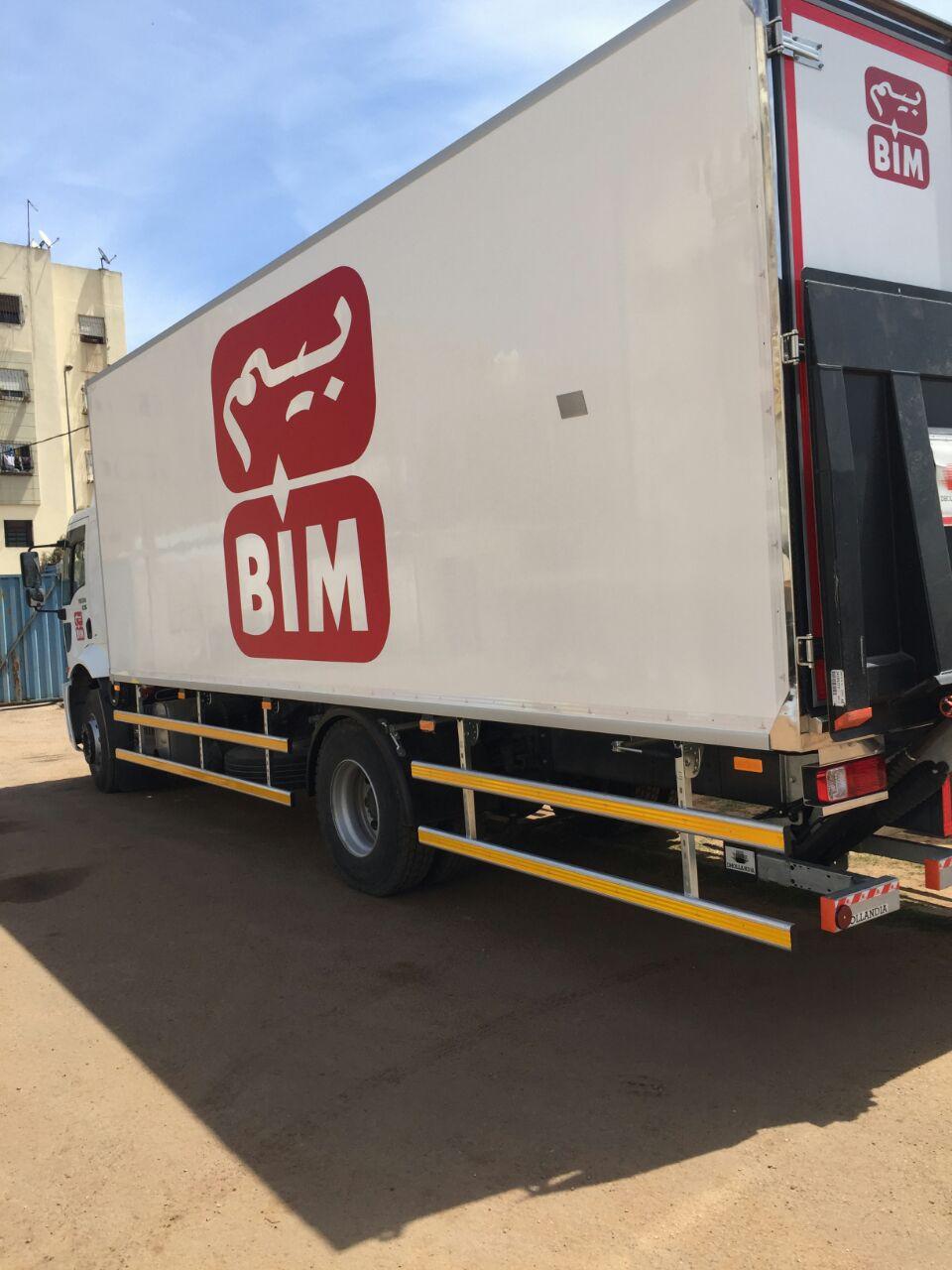 Camion awesome camion mudanza camiones de entrega normal - Transporter un frigo couche ...